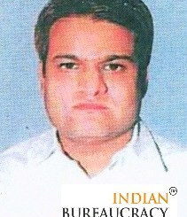MANEESH CHAUHAN IAS