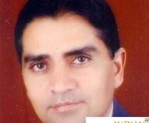 Mahesh Chandra Sharma IAS