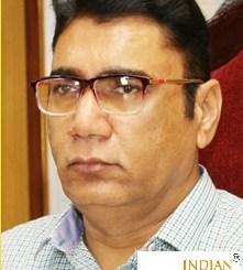 Ramrao Bhosle IAS