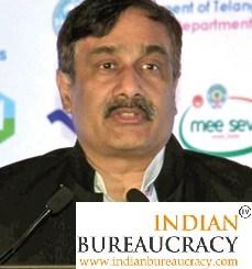 Sameer Sharma IAS
