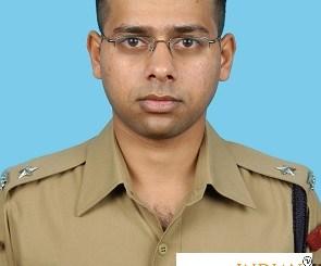 Saurabh Kumar IPS