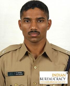 Sushant Kumar Saxena IPS