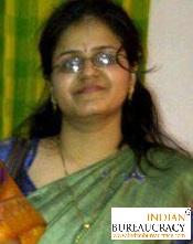 K Radhika Aiyar IAS