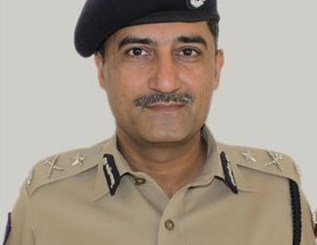 Ashok Kumar Rathore IPS