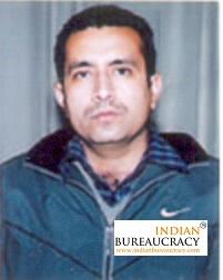 Bhawani Singh Detha IAS