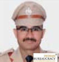 Karanraj Bhikhubhai Vaghela IPS