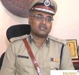Manoj Sashidhar IPS