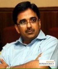 Chetan B Sanghi IAS