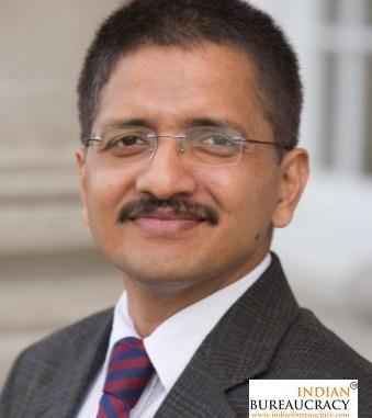 Kamlesh Kumar Mishra IRTS