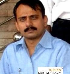 Krishna Kant Pathak IAS