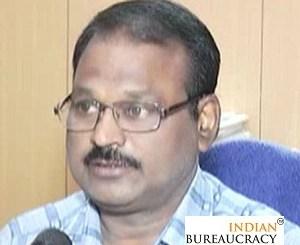 Mahendra Kumar Malik IAS