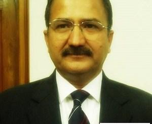 Bhupal Singh Manral IAS