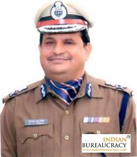 Gopal Lal Meena IPS