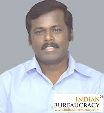 M Balaji IAS