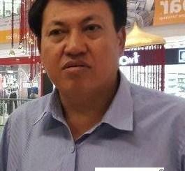 Pratap Chakma IAS