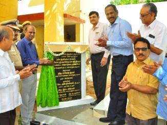 CMD, NLC India inaugurates 1.34 Cr facilities