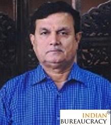 CHHAGAN LAL SHRIMALI IAS
