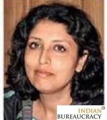 Chinmayee Gopal IAS