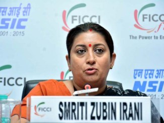 Upskill the weavers and attach the Handloom sector,Smriti Irani