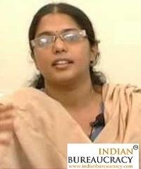 V Lalithalakshmi IAS