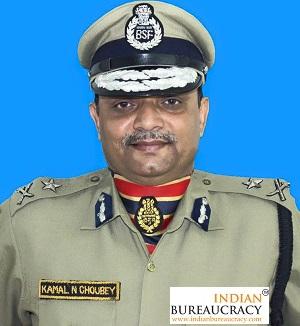 Kamal Nayan Choubey IPS
