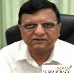 Manoj Kumar Agarwal IAS