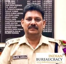 Rajesh Duggal IPS