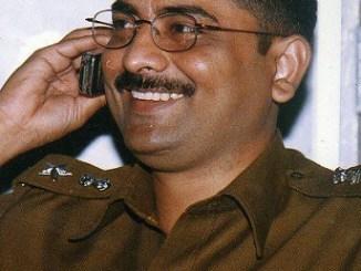 Dhirendra Sambhaji Kutey IPS (Odisha