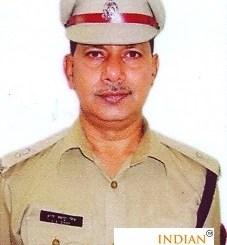 Krishna Bahadur Singh IPS