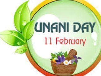Unani Day 2019