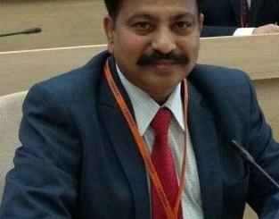 Virendra Singh Rawat IAS