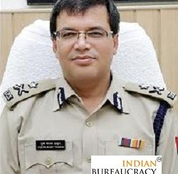 DHRUVA KANT THAKUR IPS UP