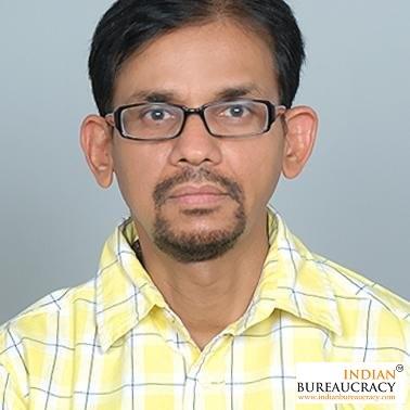 Gopal Krishna Dwivedi IAS