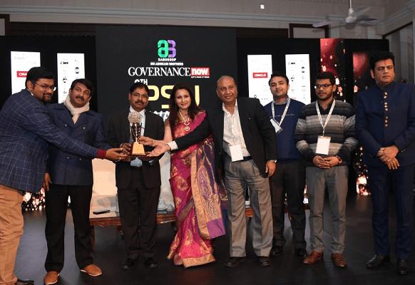 NRDC bags PSU Award