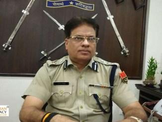 Rajendra Singh IPS Rajasthan