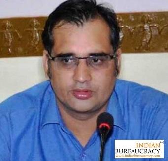 Bhim Singh IAS