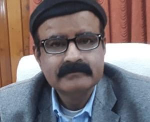 Gyan Prakash Tripathi IAS