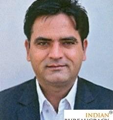 Mahaveer Singh-II RAS