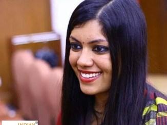 Medha Roopam IAS