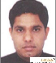 Narander Kumar Meena IAS GJ