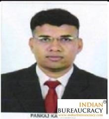 Pankaj Kumawat IPS