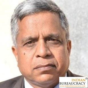 Rajeev Sharma IAS UP-Indian Bureaucracy