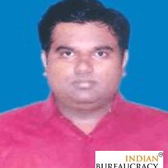 Praveen P Nair IAS