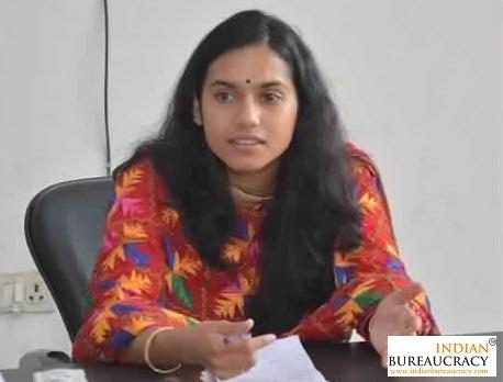 Sakshi Sawhney IAS