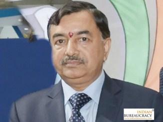 Sushil Chandra IRS