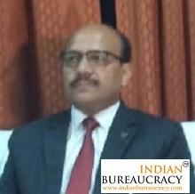 Umesh Mishra IAS