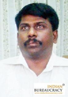 C Murugan IAS WB-Indian Bureaucracy