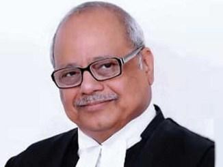 Former Justice Pinaki Chandra Ghose