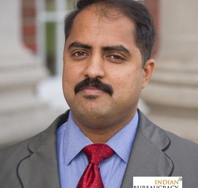 Praveen Karanth IRS