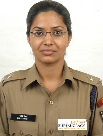 Sudha Singh IPS-Indian Bureaucracy